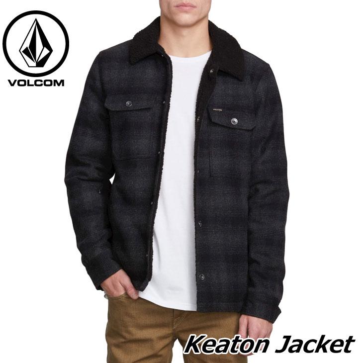 volcom ボルコム ジャケット Keaton Jacket メンズ A1731701 【返品種別OUTLET】