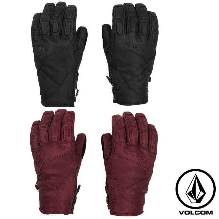 18-19 VOLCOM ボルコム メンズ グローブ スノーボード 【Service GORE Glove 】J6851900 【返品種別OUTLET】