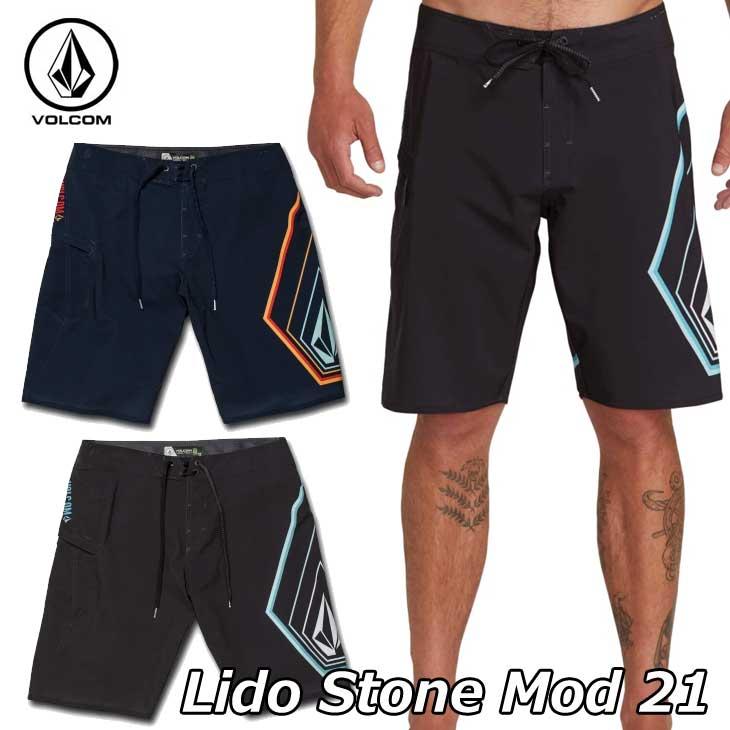 volcom ボルコム サーフパンツ Lido Stone Mod 21 メンズ ボードショーツ A0811921 【返品種別OUTLET】