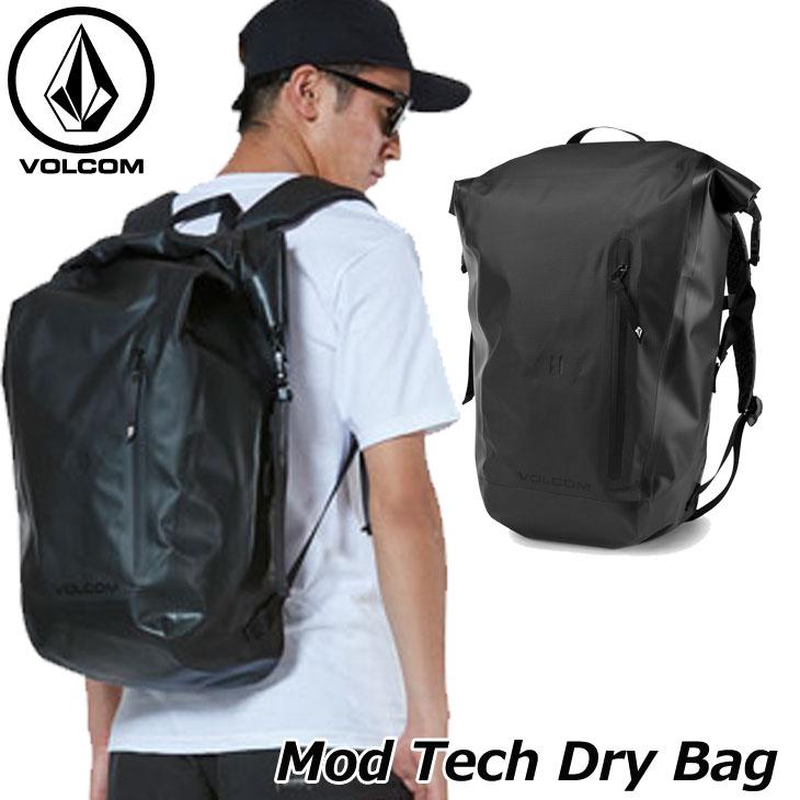 volcom ボルコム 防水 リュック Mod Tech Dry Bag  D6511705バックパック 【返品種別OUTLET】