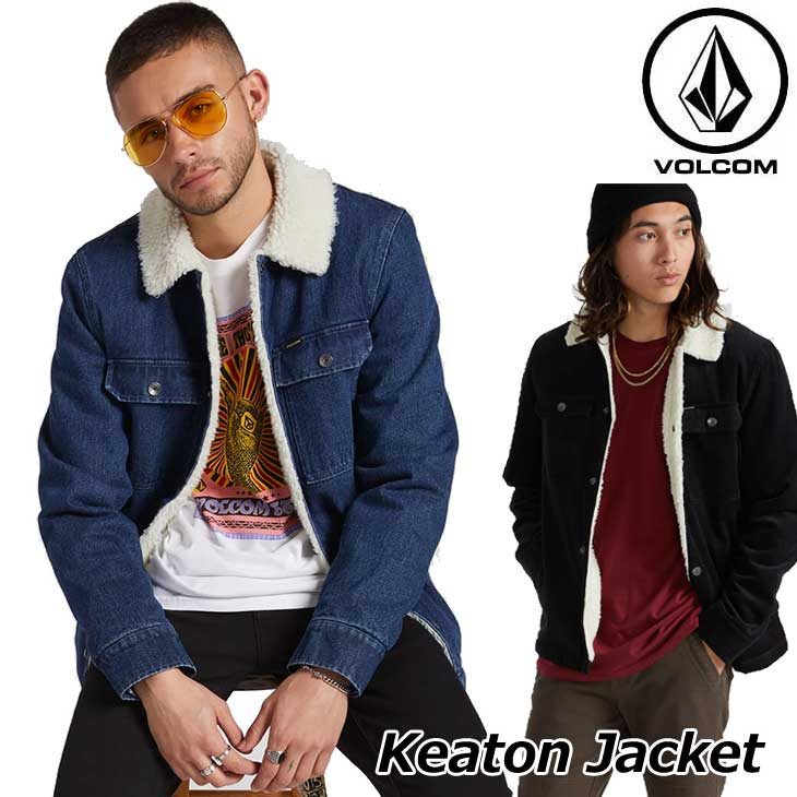 ボルコム VOLCOM メンズKeaton Jacket ジャケット A1731904 【返品種別OUTLET】