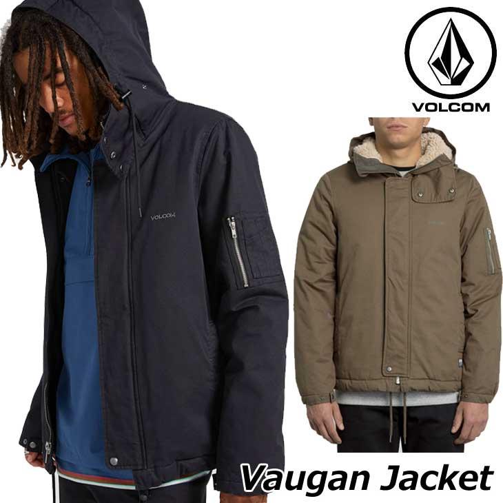 ボルコム VOLCOM メンズVaugan Jacket ジャケット A1731913 【返品種別OUTLET】