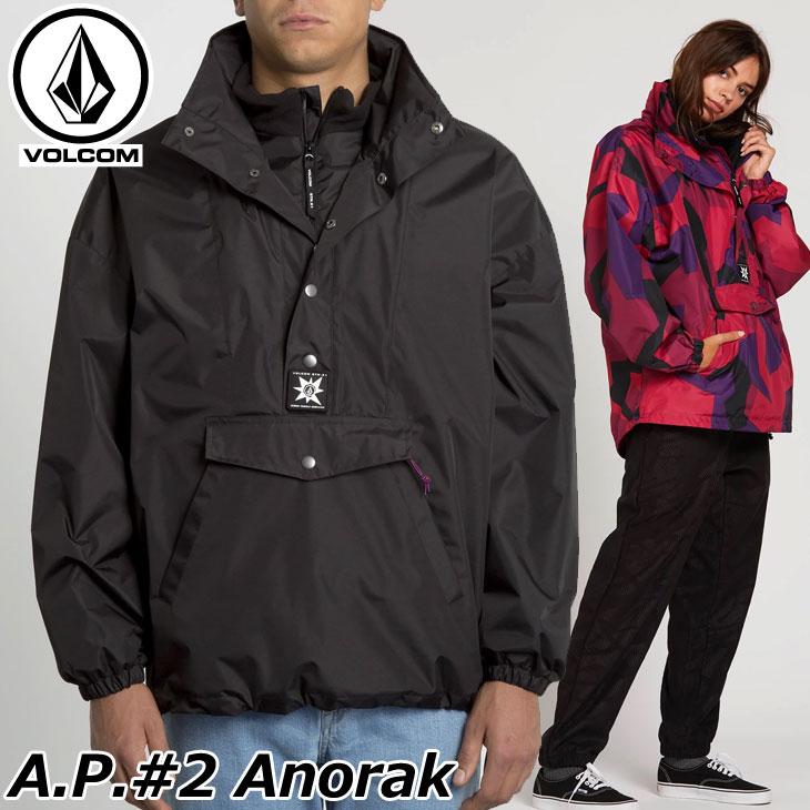 ボルコム VOLCOM メンズA.P.#2 Anorak Jacketジャケット A1631950 【返品種別OUTLET】