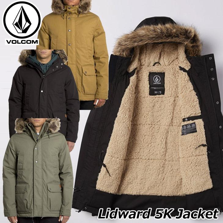 ボルコム VOLCOM メンズLidward 5K Jacket ジャケット A1731905 【返品種別OUTLET】