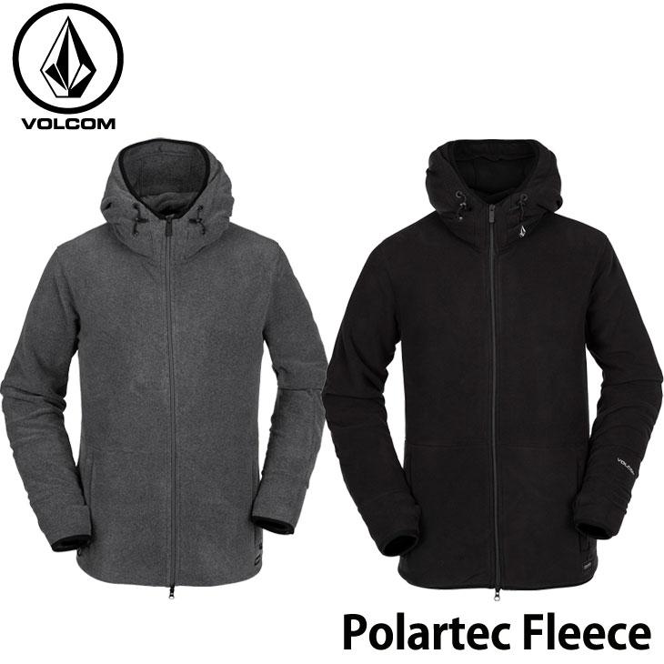 ボルコム VOLCOM メンズ フリース ウエアー インナー Mens Polartec Fleece ジップフード J5552003ship1【返品種別OUTLET】