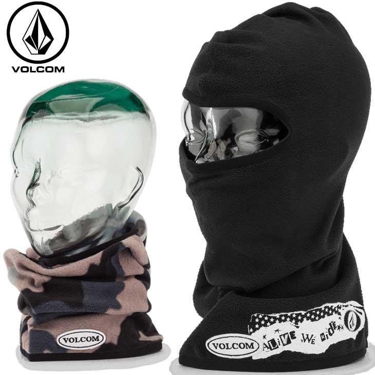 VOLCOM ボルコム バラクラバ 正規取扱店 ネックウォーマー 21-22 フェイスマスク 11月末入荷予定 メンズ POWCLAVA J5552203 大人気 ship1 予約販売品