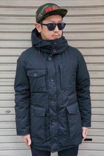 【ZANTER JAPAN ジャパン】 DOWN JAPAN】 PARKA -BLACK- WP-H ダウンパーカー ザンター ジャパン ダウンパーカー ブラック, カスガシ:637991ba --- data.gd.no