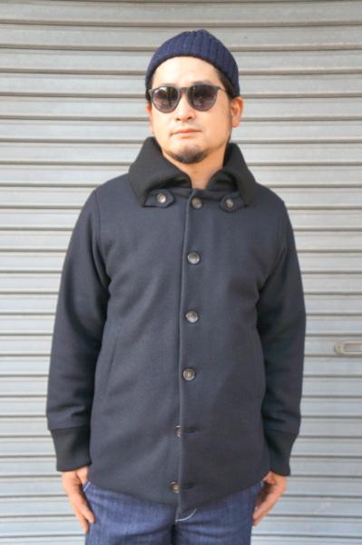 ヤーモドンキージャケット 売り込み YARMO 期間限定送料無料 DONKEY JACKET -NAVY- ドンキー ジャケット ヤーモ ネイビー