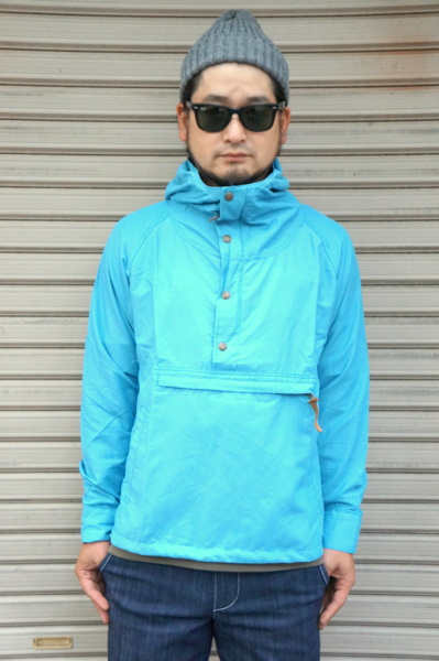 【OREGONIAN OUTFITTERS】 OUTFITTERS】 MT HOOD PULLOVER オレゴニアン -TURQUOISE- OOJ-501 -TURQUOISE- オレゴニアン アウトフィッターズ マウンテンパーカー プルオーバー アノラック ターコイズ, 東住吉区:d80a34eb --- data.gd.no