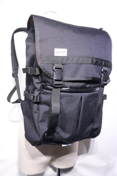 【ROAD RUNNER BAGS】 MIDIUM ANYTHING PACK PRO -BLACK- ロードランナーバッグス ミディアム エニシングパック プロ バックパック ブラック