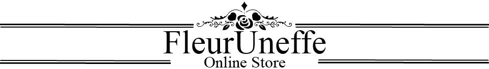 FleurUneffe:アパレル、雑貨販売