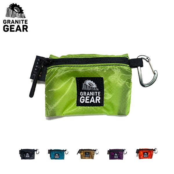 GRANITE GEAR Trail Wallet - 卸直営 Small グラナイトギア ネコポス対応 スモール 信頼 トレイル ウォレット 6色