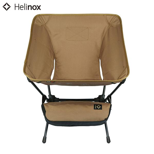 【Helinox】Tactical Chair ヘリノックス タクティカル チェア [Coyote]