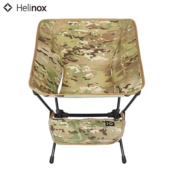【Helinox】Tactical Chair ヘリノックス タクティカル チェア [Multicam]