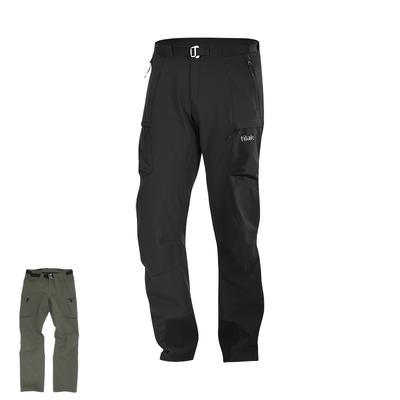ミリタリーテイストで細身のソフトシェルパンツ 【Tilak】Crux Pants ティラック クラックス パンツ [2色]