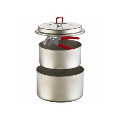 【MSR】Titan 2 Pot Set チタン 2 ポットセット [1-2人用]