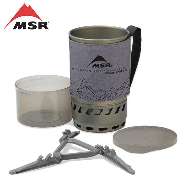 【MSR】WindBurner Personal Accessory Pot 1.0L ウィンドバーナー アクセサリーポット [1.0リットル][2020SS/NEW]