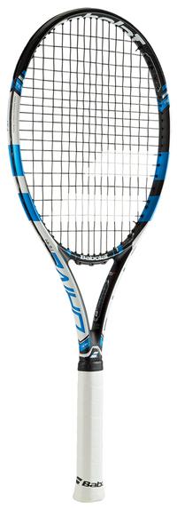 ☆指定ガット、張り代、送料サービス☆PURE DRIVE TEAM 【BABOLAT硬式テニスラケット】101238