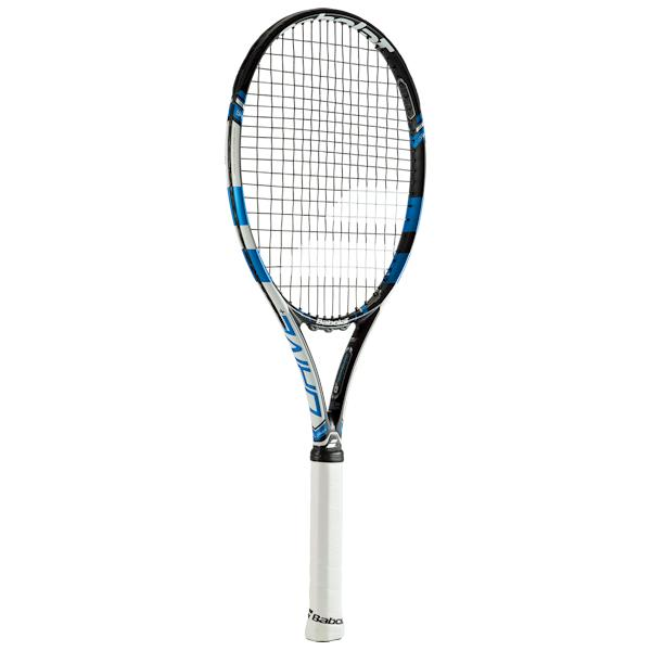 ☆ガット+張り代込み!!☆PURE DRIVE+ 【BABOLAT硬式テニスラケット】101235