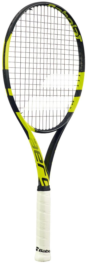 ☆ガット+張り代込み!!☆Puer Aero TEAM【BABOLAT硬式テニスラケット】101255