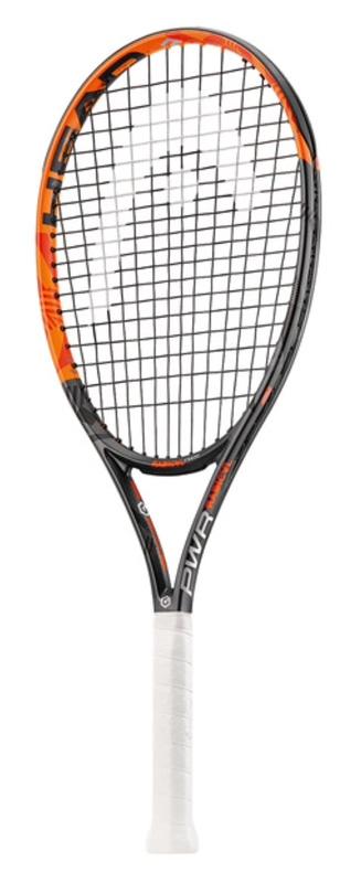HEAD Graphene XT Radical PWR /グラフィンXTラディカルPWR【HAEDテニスラケット】231006