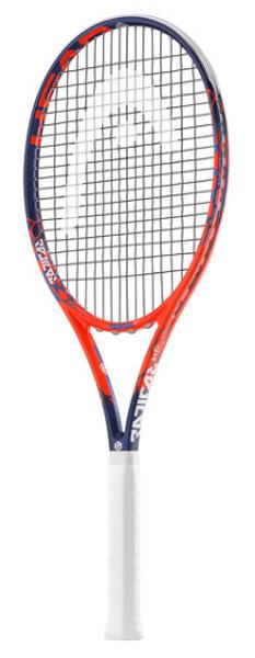 Graphene Touch RADICAL MP/グラフィンタッチ ラディカル・ミッドプラス【HAEDテニスラケット】232618