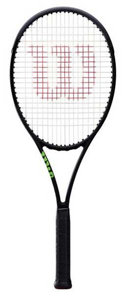BLADE 98(16×19) CV BLACK EDITION/ブレイド98(16×19)CV ブラックエディション【WILSON 硬式テニスラケット】WRT740720-