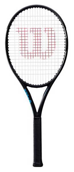 ULTRA 100(16×19) CV BLACK EDITION/ウルトラ100(16×19)CV ブラックエディション【WILSON 硬式テニスラケット】WRT740620-