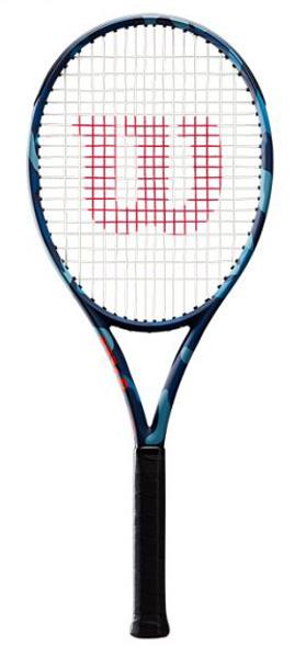 ■カモフラバージョン!!WILSON ULTRA 100L CAMO / ウルトラ 100L カモ【WILSON 硬式テニスラケット】WRT741120-