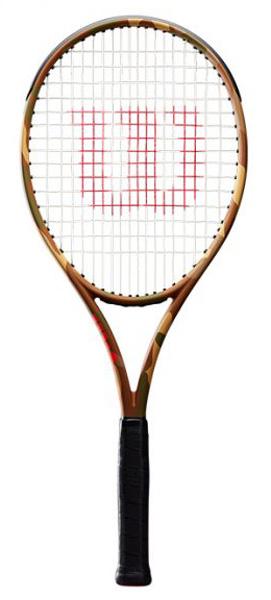 ■カモフラバージョン!!WILSON BURN 100LS CAMO / バーン 100LS カモ【WILSON 硬式テニスラケット】WRT741220-