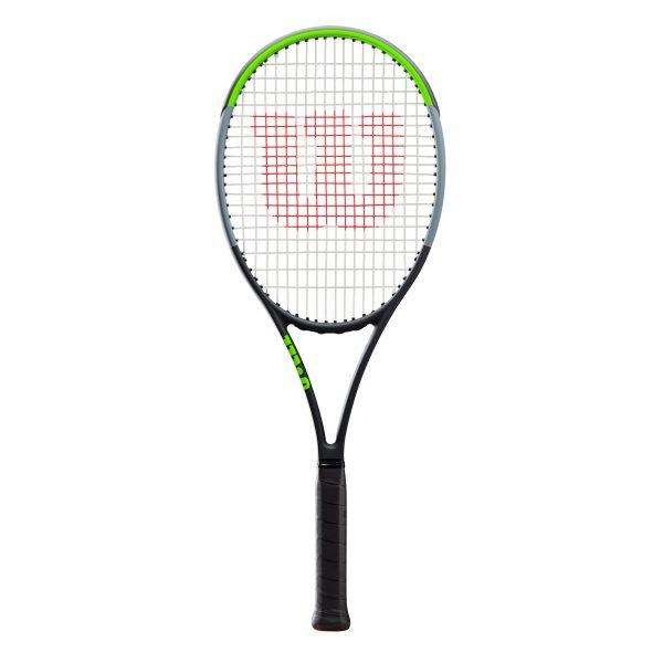 ■#BLADERの覚醒BLADE 98 18×20 V7.0 / ブレイド 98 18×20 V7.0【WILSON 硬式テニスラケット】WR013711S+