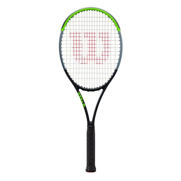 ■#BLADERの覚醒BLADE 98S V7.0 / ブレイド 98S V7.0【WILSON 硬式テニスラケット】WR013811S+