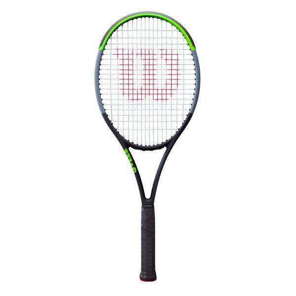 BLADE 100 V7.0 / ブレード 100 V7.0【WILSON 硬式テニスラケット】WR045511S-