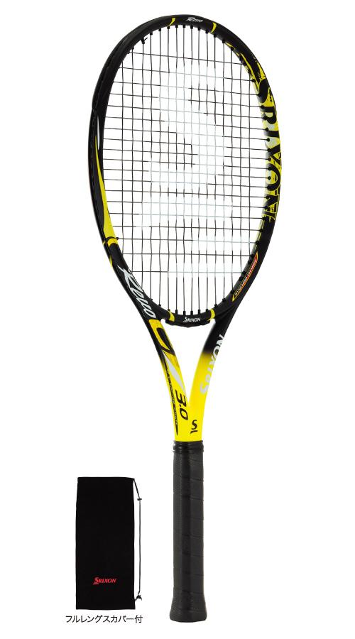 SRIXON REVO CV 3.0【SRIXON硬式テニスラケット】SR21602