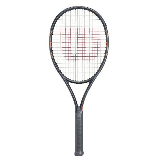☆送料無料☆[指定ガット・張り代サービス]BURN FST 99 /バーン FST 99(WRT729110X)【WILSON 硬式テニスラケット】
