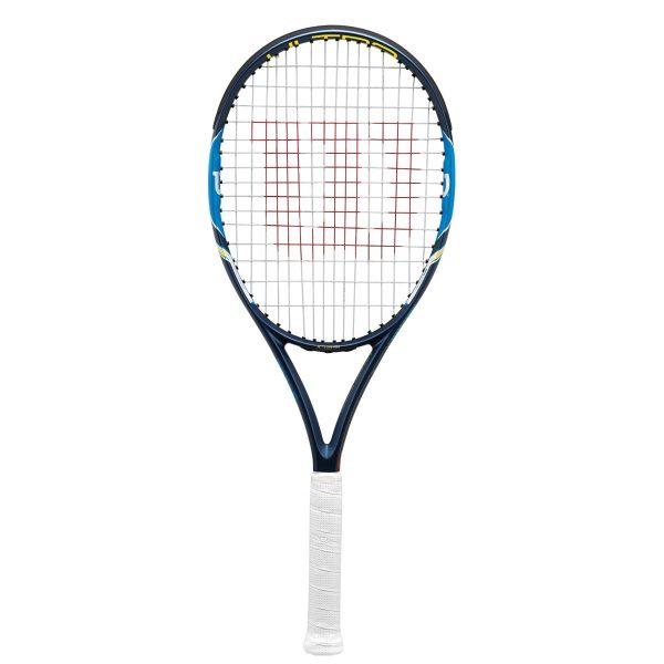 ☆送料無料☆[指定ガット・張り代サービス]ULTRA 103S(WRT729810x)【WILSON 硬式テニスラケット】