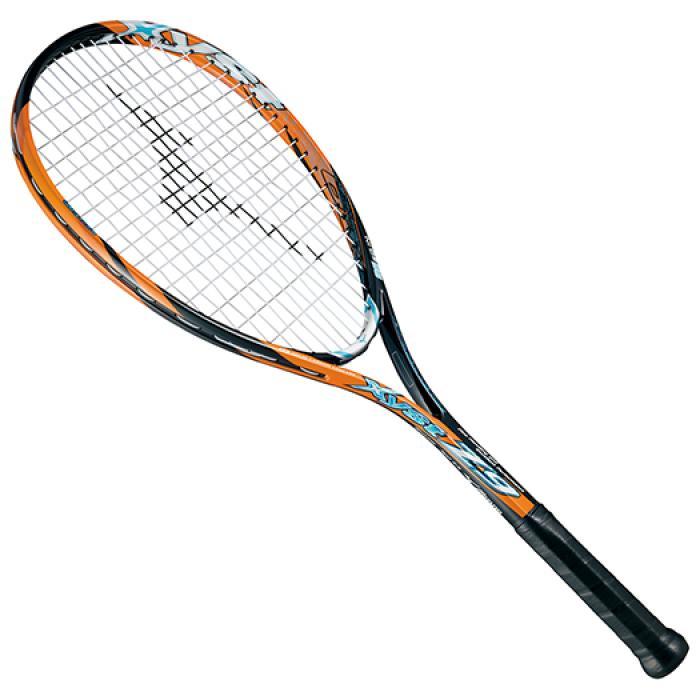 ☆ガット、張り代、送料サービス!!☆ MIZUNO XYST Z9(ジスト Z9)【MIZUNO軟式テニスラケット】63JTN51954