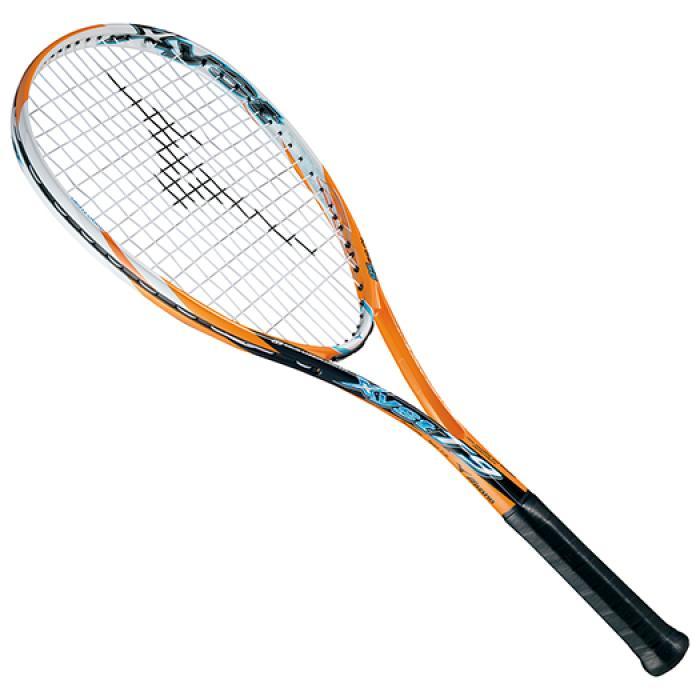 ☆ガット、張り代、送料サービス!!☆ MIZUNO XYST T9(ジスト T9)【MIZUNO軟式テニスラケット】63JTN52954