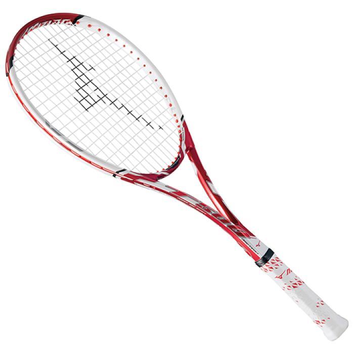 ☆ガット、張り代、送料サービス☆ MIZUNO DEEP IMPACT T-500(ディープインパクト T-500)【MIZUNO軟式テニスラケット】63JTN67262
