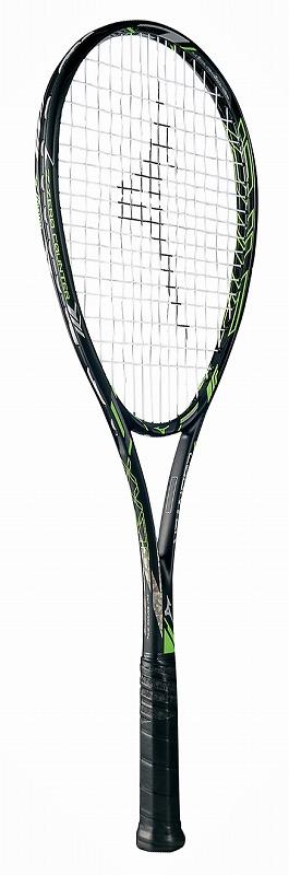 MIZUNO XYST Z-ZERO COUNTER / ジスト Zゼロ カウンター【MIZUNOソフトテニスラケット】63JTN73009