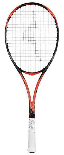 MIZUNO DI-T500 /ディーアイ-T500【MIZUNOソフトテニスラケット】63JTN84554前衛モデル