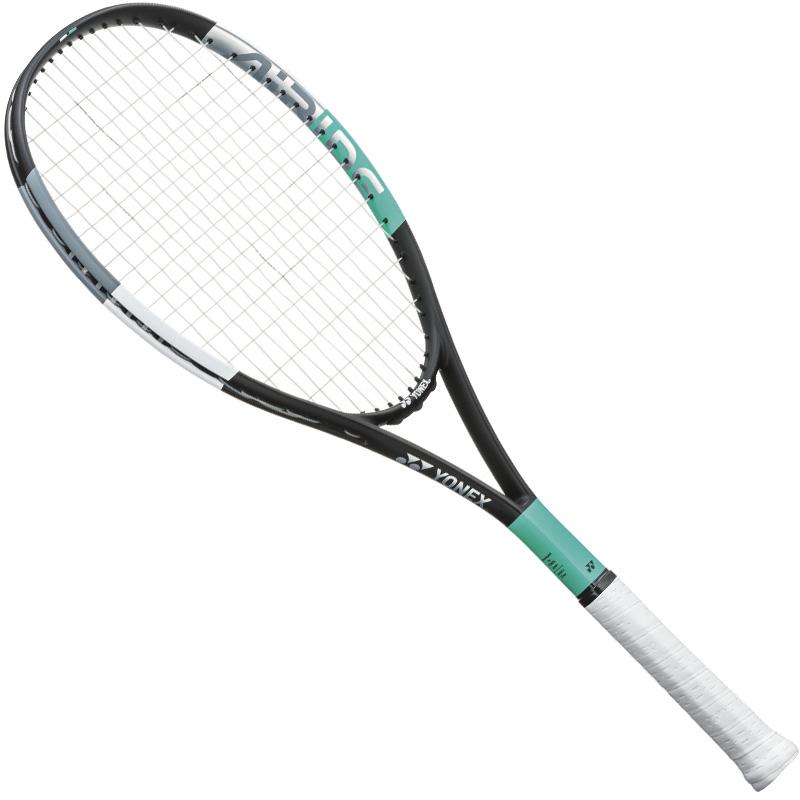 ☆ソフトテニスを始めるならコレ!(ケース付属) AIRIDE / エアライド【YONEXソフトテニスラケット】ARDG-384