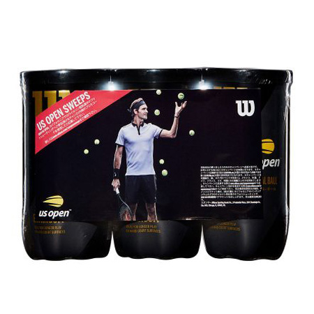 WILSON US OPEN EXTRA DUTYUSオープン エクストラデューティ【硬式テニスボール】WRT1000J3PR-BOX