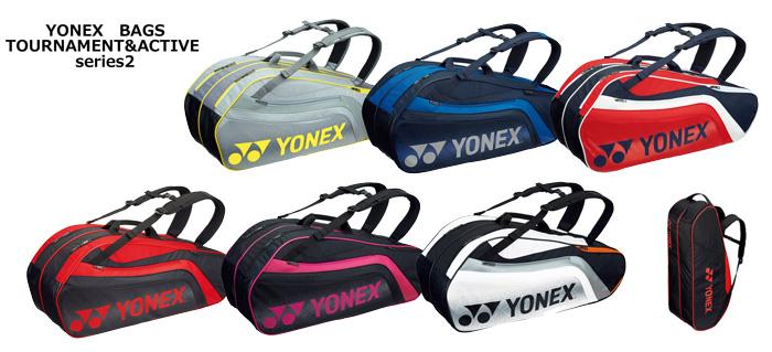 YONEX BAG1812R ラケットバッグ6(リュック付)【YONEXアクセサリー】BAG1812R