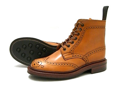 TIGERS BROTHERS CO. LTD  - FLISCO - | Rakuten Global Market: ◆ ◆ Tricker's (trickers) ◆ ◆ ladies country boots #5180 ダイナイトソール Akon-antique (Japan Agency standard models)