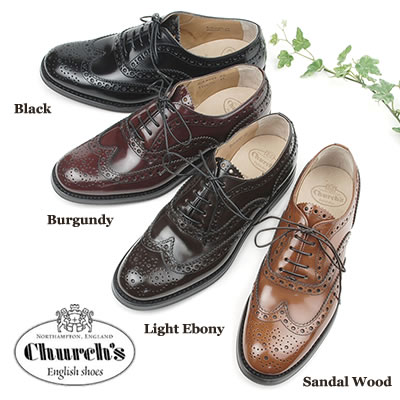 Church's Burwood shoes Clearance Hot Sale Cheap Sale Latest Collections quUc1qN3