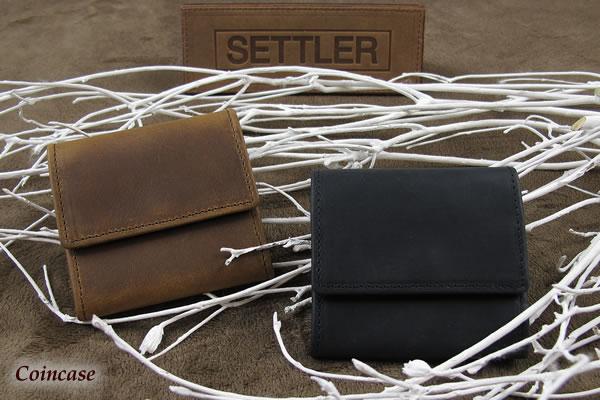 セトラー コインケース(小銭入れ) SETTLER CoinCase OW-0890ホワイトハウスコックスのデフュージョンブランド〔FL〕