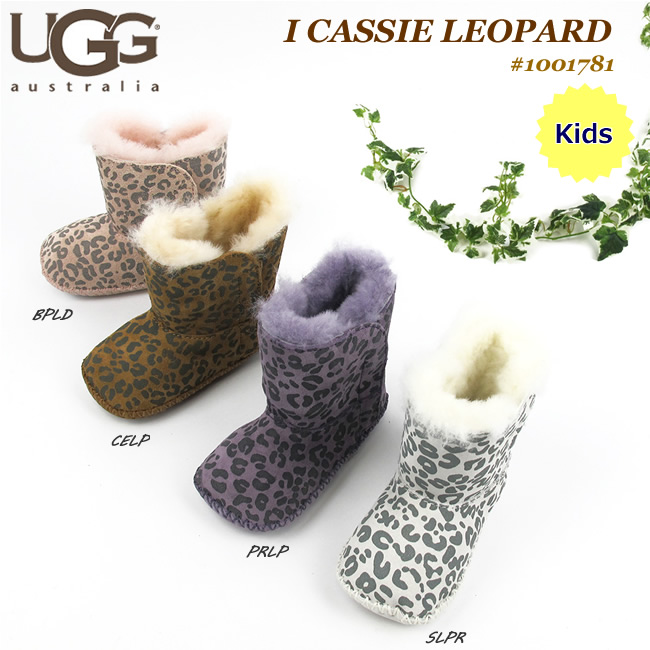 Ugg Baby Leopard