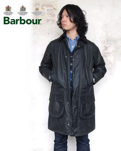 Barbour バブアー ボーダー SL オイルドジャケット メンズ BORDER SL<セイジ>セージグリーン スリムフィット バーブァー SAGE〔FL〕【あす楽】