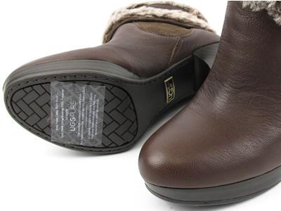 Ugg 靴子妇女的 UGG 澳大利亚思嘉思嘉 1005647 (麂皮绒) / 1005647 (皮革) [SK]
